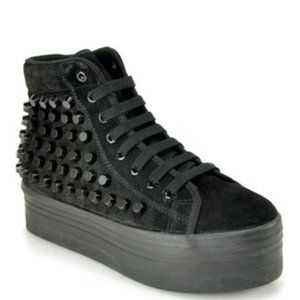 studded jc play sneakers